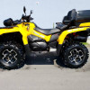 Remato impecable can am outlander max 2015