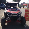Rzr turbo equipado