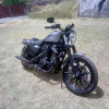 Harley Iron 2017 Solo 350 Kms Mexicana .hay Video.