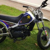 PW 80 Cross, 3 velocidades sin clutch