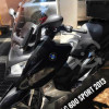 Bmw scooter c 600 2013