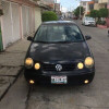 VW Polo Sedan 2004 Negro Estandar