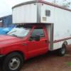 Camioneta ford con o sin caja seca