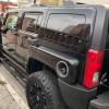 Hummer h3 negra