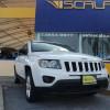 2014 jeep compass lattitude fwd 4 cilindros blanco